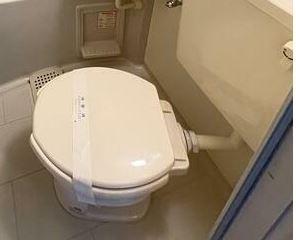【トイレ】内藤ビソービル