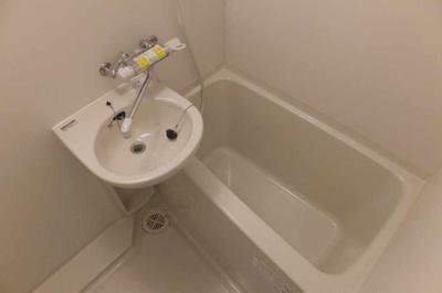 【浴室】レオパレスダボス