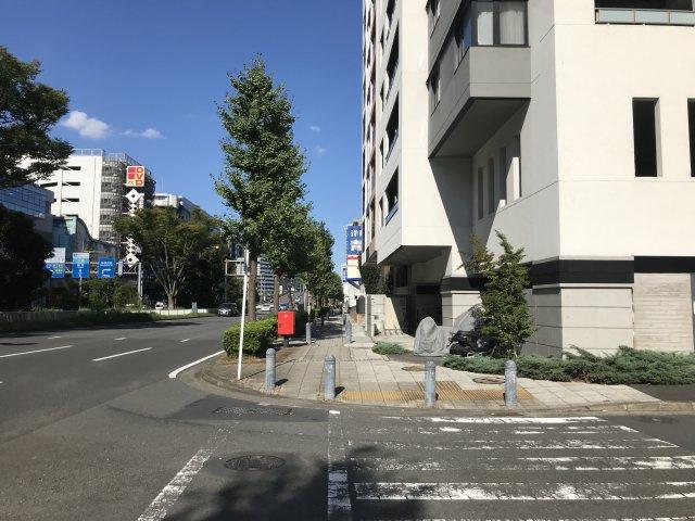 【外観】ソルティア新横浜