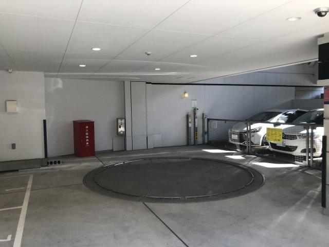 【駐車場】ソルティア新横浜