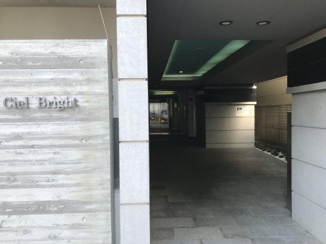 【エントランス】ソルティア新横浜