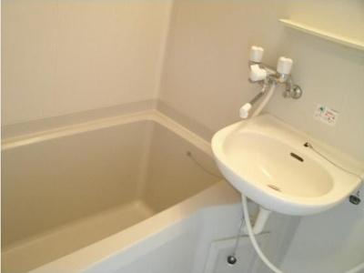 【浴室】ベルテ中目黒