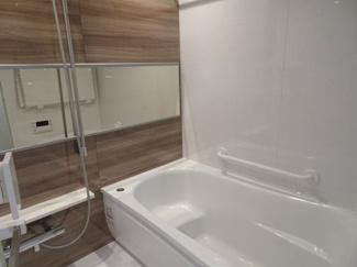 【浴室】ライオンズガーデン幕張