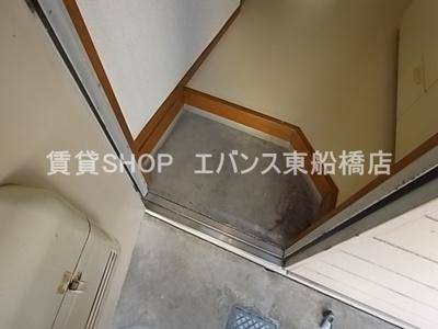 【玄関】ライトハウスB棟
