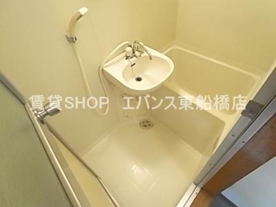 【浴室】ライトハウスB棟