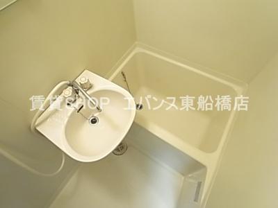 【洗面所】ライトハウスB棟