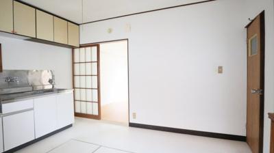 【キッチン】八坂コーポラス