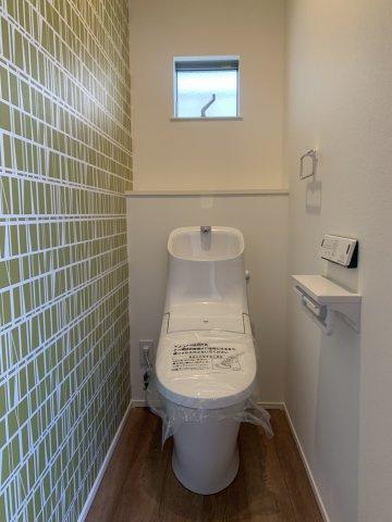 【トイレ】桑名市藤が丘1丁目 新築建売住宅
