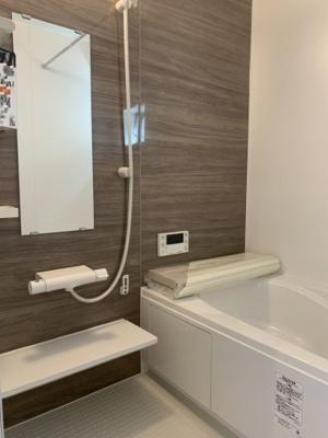 【浴室】桑名市藤が丘1丁目 新築建売住宅