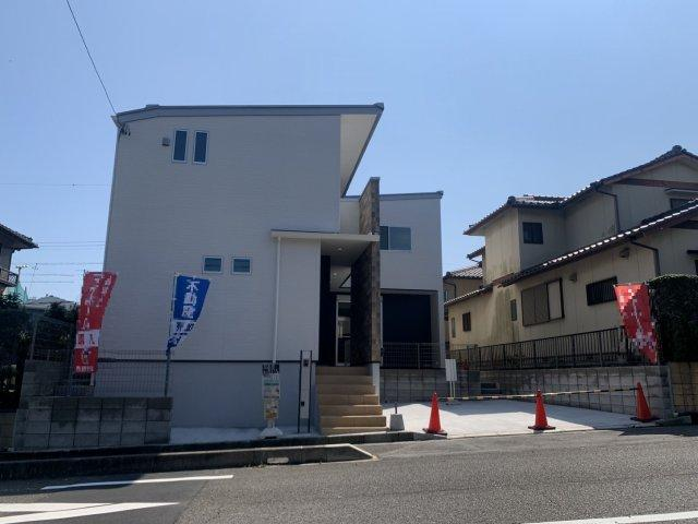 【外観】桑名市藤が丘1丁目 新築建売住宅