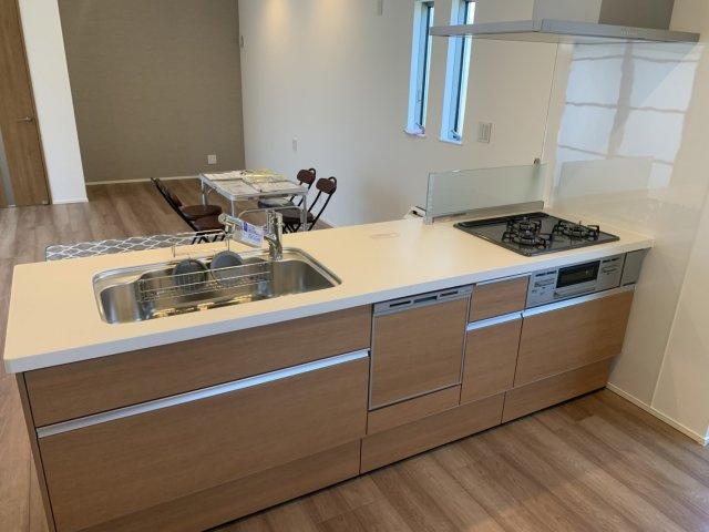 【キッチン】桑名市藤が丘1丁目 新築建売住宅