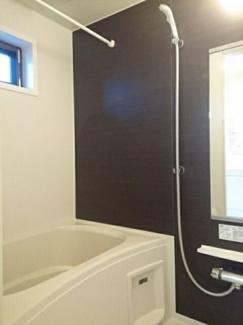 追焚機能浴室と浴室乾燥機付き