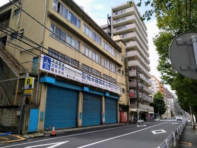 【外観】ドルミ錦糸町長谷川ビル