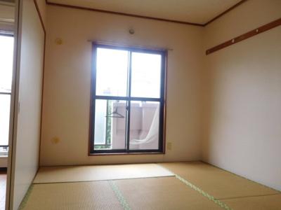 【寝室】三英ビル
