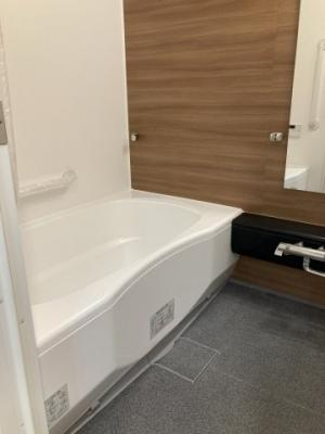 【浴室】クラスタ浦和常盤町