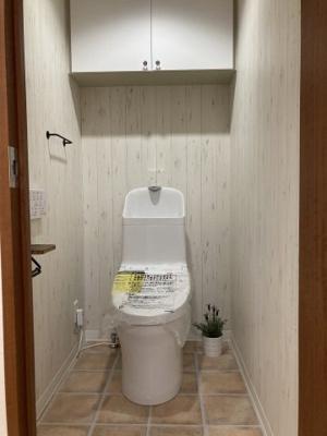 【トイレ】クラスタ浦和常盤町