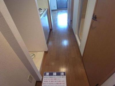 【玄関】プレール中目黒