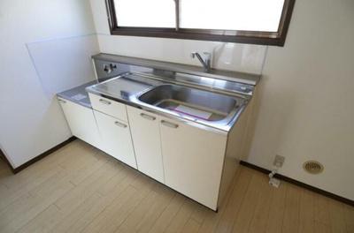 【キッチン】クレスト12井上