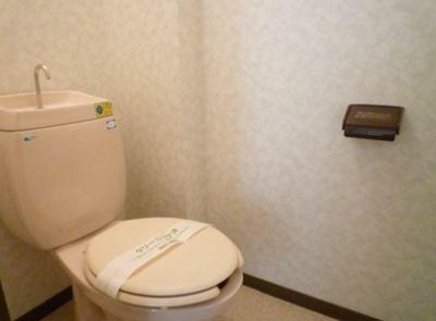 【トイレ】クレスト12井上