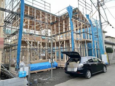 【設備】飯能市大字岩沢・全4棟 新築一戸建 1号棟 ~高い収納力~
