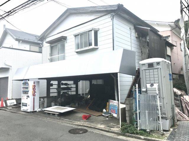 【外観】小机町 売地