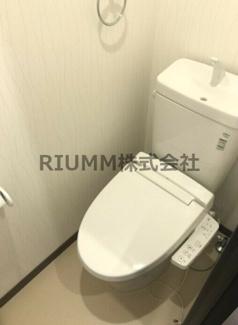 【トイレ】シックス新宿