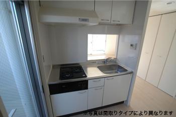 【キッチン】KDXレジデンス豊中南
