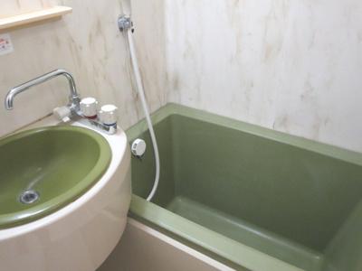 【浴室】シティハイム グリーンヒル