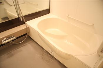【浴室】ラ・ヴィータ日本橋