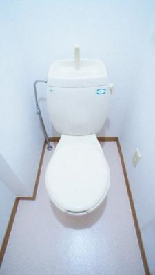 【トイレ】カーサ北本