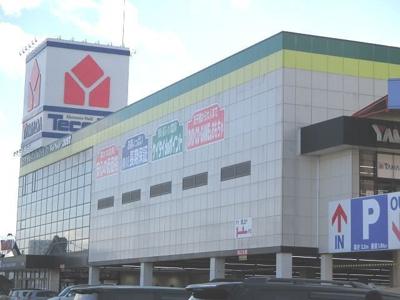 コジマデンキ北本店まで750m