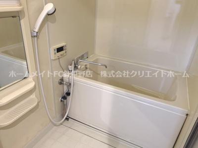 【浴室】ハイツ寿