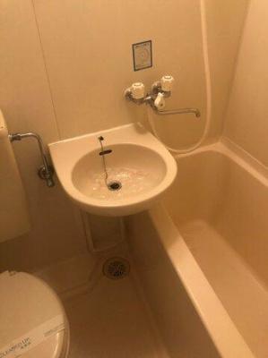 【浴室】ヒルトップハウス恵比寿