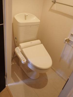 【トイレ】ボナール大和