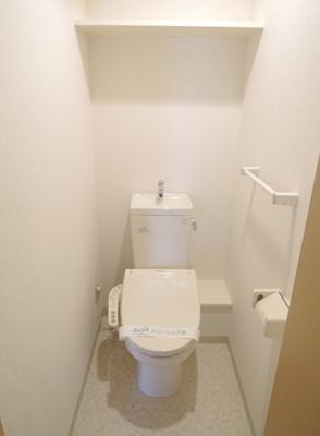 【トイレ】ルミエール横浜