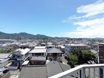 【展望】鏡川コートハウス