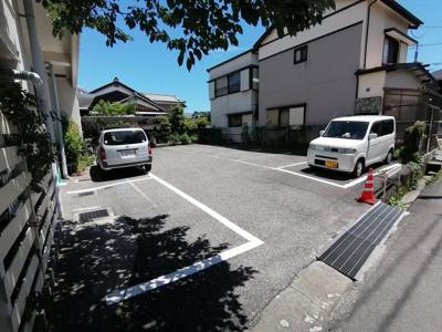 【駐車場】鏡川コートハウス