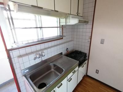 【キッチン】鏡川コートハウス