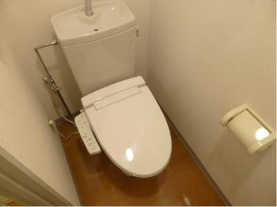 【トイレ】ヒルサイドミラ