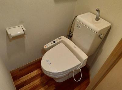【トイレ】パソム平和島