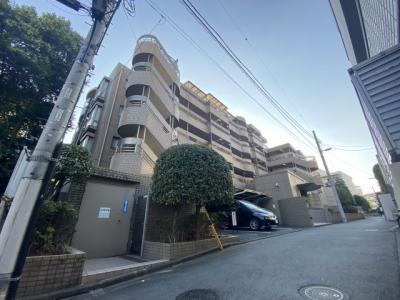 【外観】オーベル高田馬場