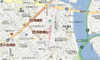 ナビウスプレリア東日本橋
