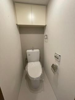 【トイレ】アークプラザ弘明寺 リフォーム済 3LDK ペット飼育可能