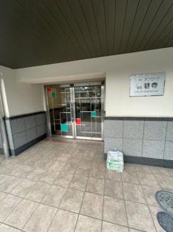 【エントランス】アークプラザ弘明寺 リフォーム済 3LDK ペット飼育可能