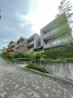 【外観】藤和横浜下永谷ホームズE棟 リフォーム済 3LDK