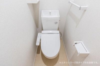 【トイレ】ルポゼ ポワン