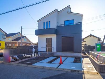 【区画図】野田市尾崎台1期 新築戸建