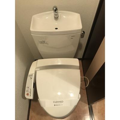 【トイレ】レジディア新大阪Ⅱ