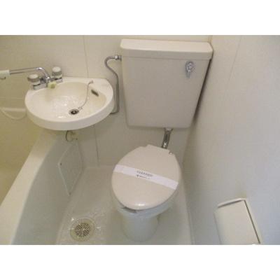 【トイレ】ハイクレールみと