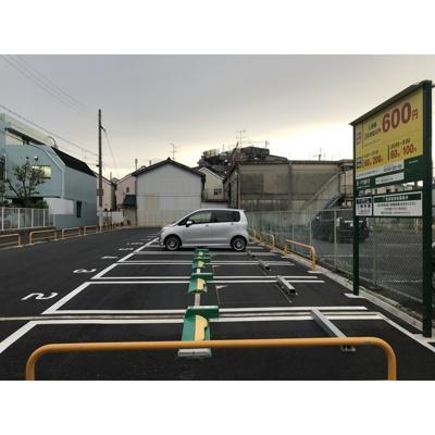 【駐車場】ハイクレールみと